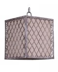 "Briarcliff Chandelier 10""d x 10""h"