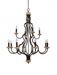 Rustic Traditions Chandelier