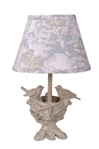 Spring Blessings Accent Bird Lamp