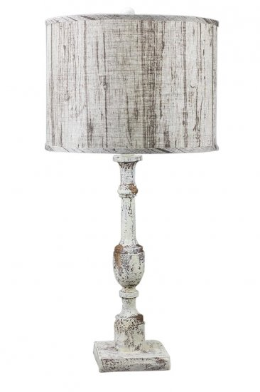 Harlan 30 table lamp with planks shade l1859a u10 wholesale lamps shades bulbs ahs lighting wholesaler value priced accent floor table larger image aloadofball Gallery