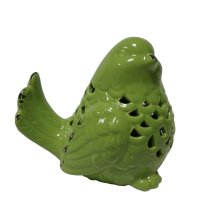 "Bird Bright Green 5"" LED Accent Lamp"