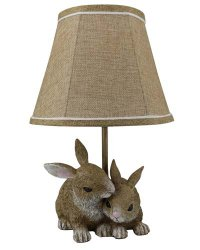 "Hippity Hoppety 16"" Accent Lamp"