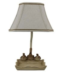"Dinner Time 12"" Accent Lamp"