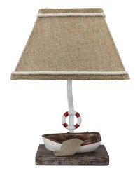 Lake Life Accent Lamp