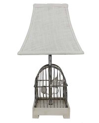 "Fifi and Friend 16"" Accent Lamp"