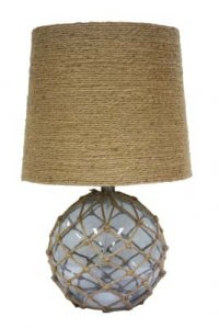 "Fishermans Friend 20"" Accent Lamp"