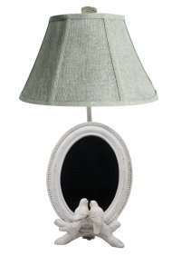 "Bird Reflections 23"" Table Lamp"