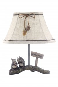 Nutty Buddies Accent Lamp