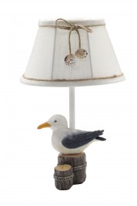 "Johnny Gull 12"" Accent Lamp"
