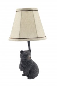 "Smokey Bear 14"" Accent Lamp"