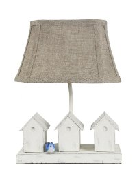 Row Houses Accent Lamp