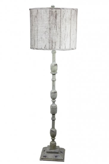 Harlan 60 floor lamp with plank shade l809a u9 wholesale lamps shades bulbs ahs lighting wholesaler value priced accent floor table lamps larger image aloadofball Gallery