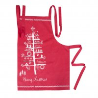 Holiday Tree Apron