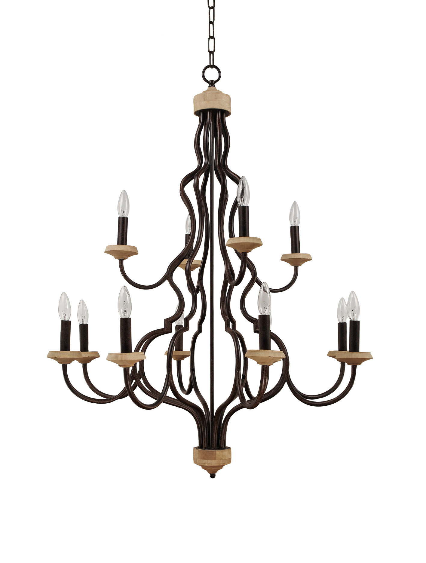Rustic Traditions Chandelier CL2645 Wholesale Lamps Shades