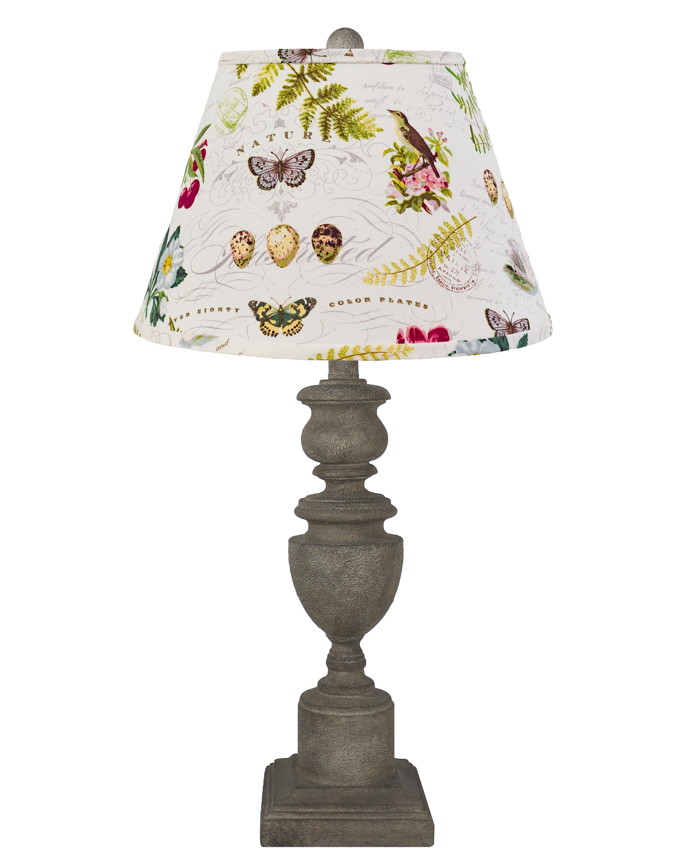 photos better fleur lamps lis homes lamp walmart tiffany pleated shade de gardens table white and