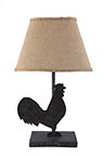Daybreak Rooster Lamp