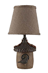 Oakly Lodge Accent Lamp