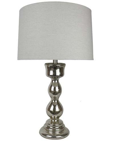 Paris mercury glass 29 table lamp shade l2623mg u1 for Lamp shades austin
