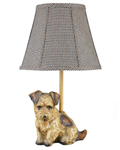 "Buddy Dog 16"" Accent Lamp"