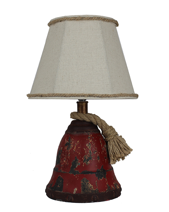 Sailors call red 17 table lamp l2537rd u1 wholesale for Lamp shades austin