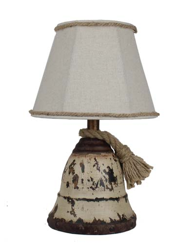 Sailors call white 17 table lamp l2537wh u1 wholesale for Lamp shades austin